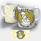 goatxa Seguro Dental-Los Simpsons-Taza