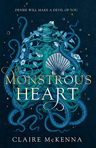 Monstrous Heart by [Claire McKenna]