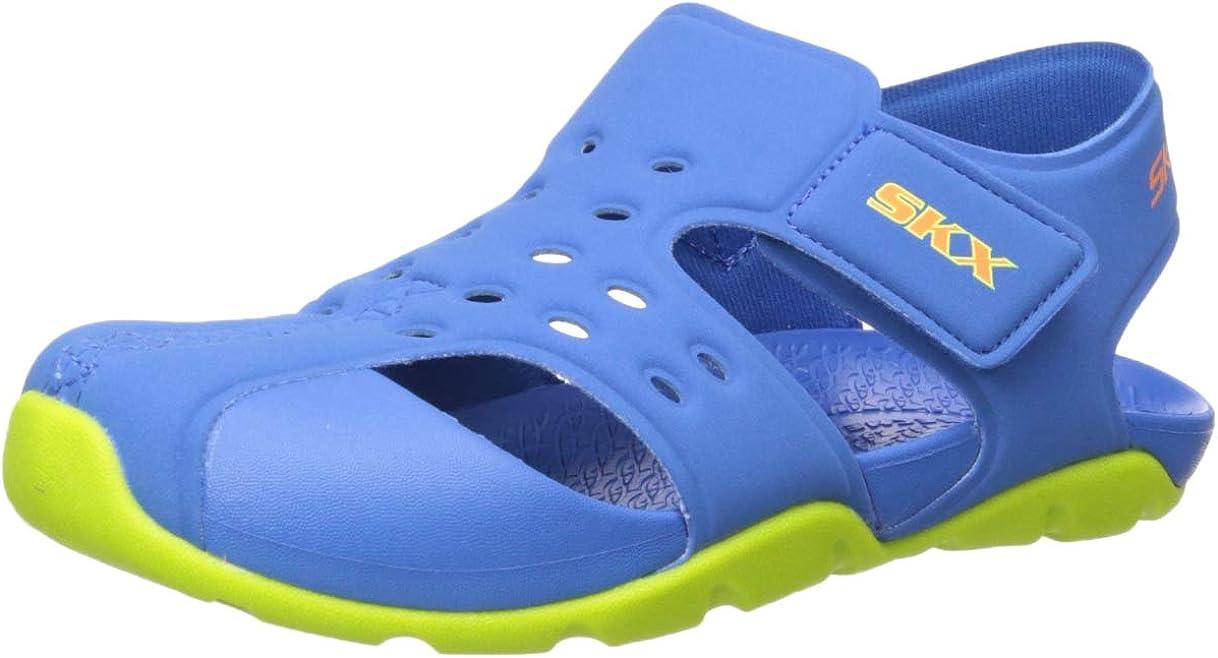 Skechers Unisex-Child Side Wave Sneaker