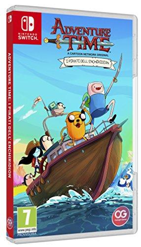 Adventure Time: I Pirati dell'Enchiridion - Nintendo Switch [Importación italiana]