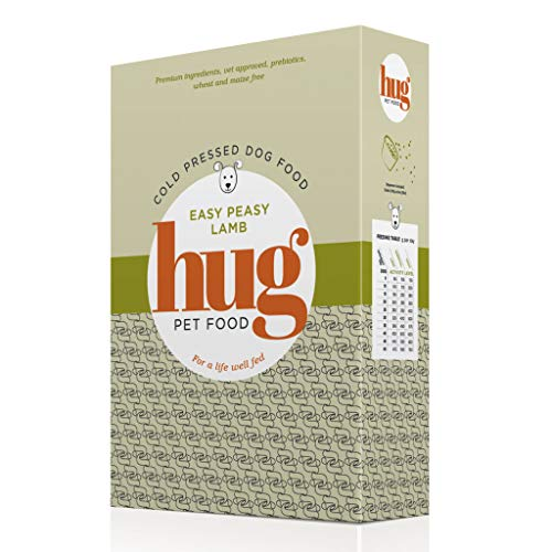 Easy Peasy Lamb Cold Pressed Dog Food 10kg