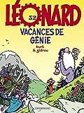 Léonard - Tome 52 - Vacances de Génie