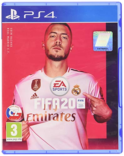 FIFA 20 PlayStation 4 - Czech Version