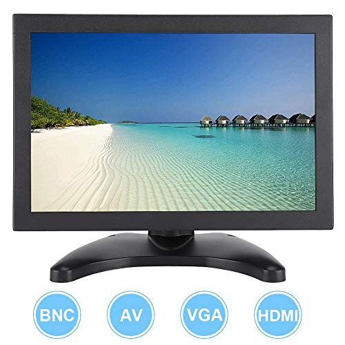 Purchase Yoidesu Security Monitor 10.1 inch Portable Monitor - 1920 X 1200 HD HDMI Monitor with BNC/...
