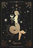 Capricornio: Cuaderno de notas | Signo de Horóscopo de Capricornio | 120 páginas rayadas | Diseño elegante