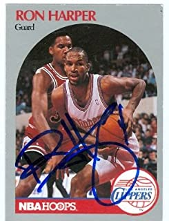 ron harper clippers