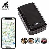 Mini GPS Tracker, GPS Portatile GPS per Auto Localizzatore in tempo reale Anti Loss Locali...