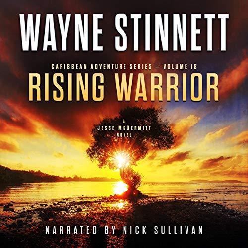 Rising Warrior (A Jesse McDermitt Novel) cover art