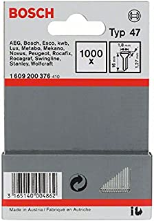 bosch type 47 nails