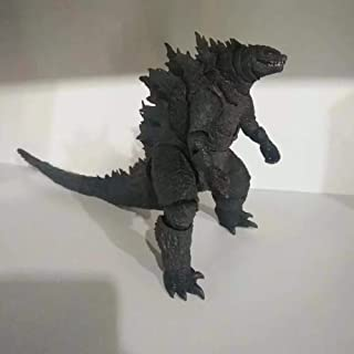 CHUANGRONG Toy Figurine Sexy Manual Model God of The Godzilla Monster Movable Boxed Hand Model, Birthday Gift Toy Cartoon Character Handmade Statue PVC Model Height About 16cm