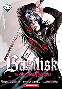 Basilisk - The Oka Ninja Scrolls Edition simple Tome 6