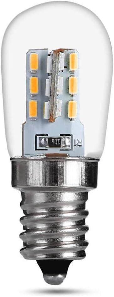Lampadina per frigorifero con attacco E12 220 V Cineman