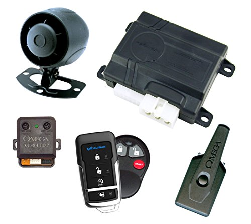 Excalibur (AL360EDP Deluxe 1-Way Remote Start and Security System