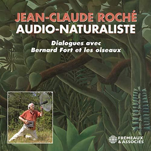 Couverture de Audio-naturaliste