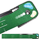Best Golf Putting Mats - Champkey PUTTECH PRO Golf Putting Mat - Adjustable Review