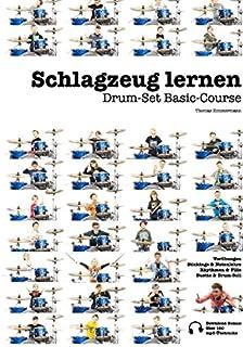 Schlagzeug lernen: Drum-Set Basic-Course