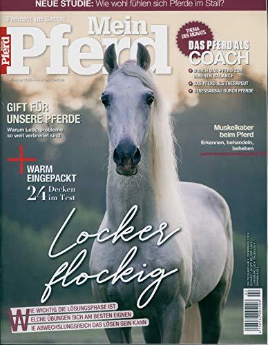 """Mein Pferd 2/2020 \""""Locker flockig\"""""""