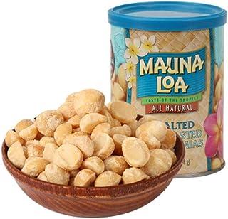 Mauna Loa莫纳罗夏威夷果仁 (4味可选 )烘焙焗烤纯果仁 127g(美国进口) (无盐原味)