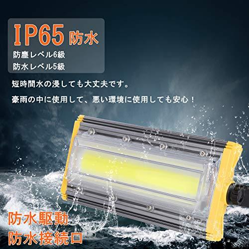 P-light『LED投光器50W』