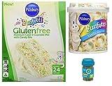 Pillsbury Funfetti Gluten Free Premium Cake and Cupcake Mix with Candy Bits, Funfetti Gluten Free...