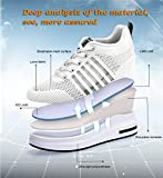 Zoom IMG-2 aonegold sneakers donna zeppa interna