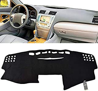 XUKEY for Toyota Camry XV40 2007 2008 2009 2010 2011 Car Dashboard Cover Dash Mat Pad Dash Board Cover Carpet Auto Sun DashMat