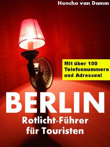 Berlin - Rotlichtführer für Touristen
