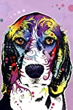 Enjoy it Beagle Puzzle Featuring Pop Art of Dean Russo - 300 Piece Jigsaw Puzzle for Kids & Adults