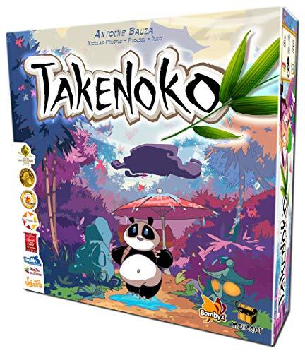 Asmodee - Takenoko, Gioco da Tavolo, Edizione in Italiano, 8130