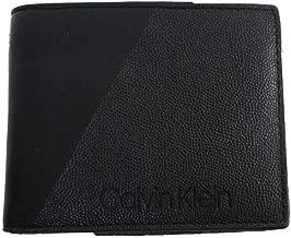 Calvin Klein Men's Calvin Klein Wallet Bifold Bi-Fold Coin Holder Wallets Leather Brand New