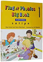 Finger Phonics Big Books 1-7: In Print Letters (American English Edition)