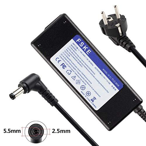 FSKE 90W 19V 4.74A AD887020 EXA1208EH PA-1650-78 EXA1203YH ADP-65AW A PA-1650-93 Alimentatore Caricabatterie Portatile per ASUS N550JK N56VZ AC Adattatore, Notebook EUR Power Supply,5.5 * 2.5mm