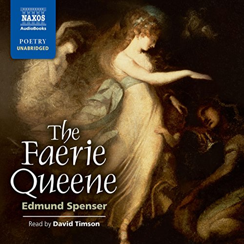 『The Faerie Queene』のカバーアート
