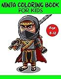Ninja Coloring Book for Kids: Ninja coloring book for kids. ninja coloring book sets for kids ages 4-8.ninja coloring book for brave boys.teenage mutant ninja turtles adult coloring book.