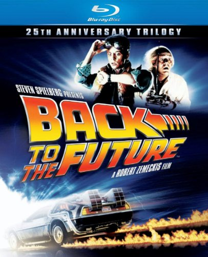 Back to the Future: 25th Anniversary Trilogy [Blu-ray + Digital Copy]