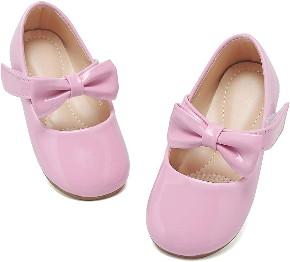 Toddler Shoes Girl's Ballerina Flat Portland Animer and price revision Mall Dress Jane Mary