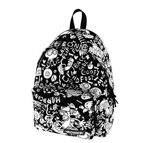 Busquets Mochila Escolar Deportiva bonne Bags Kids Draw