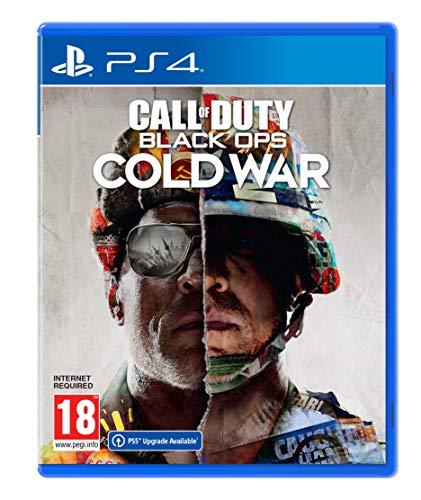 Call of Duty: Black Ops Cold War (PS4) - Import UK [Importación francesa]
