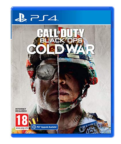 Call of Duty: Black Ops Cold War (PS4) [Español, inglés, italiano, francés, alemán]