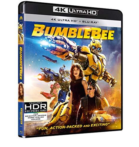 Bumblebee (Blu-Ray 4K+Blu-Ray) [Italia] [Blu-ray]