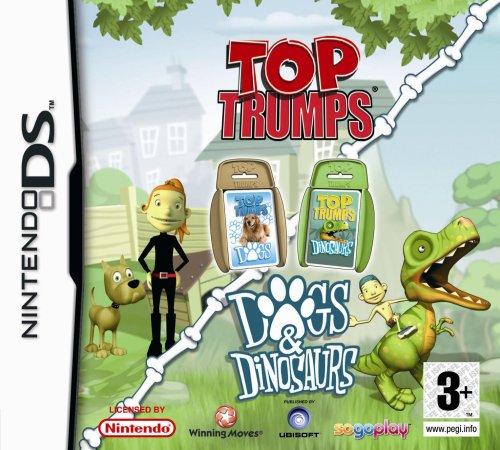 Top Trumps: Dogs & Dinosaurs (Nintendo DS) [Importación inglesa]