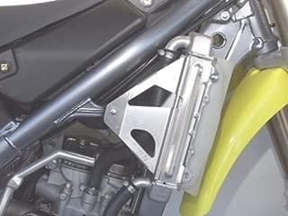 Works Connection 04-09 HONDA CRF250X RADIATOR BRACES (NATURAL)