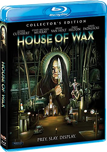 House of Wax - Collector's Edition [Blu-ray]