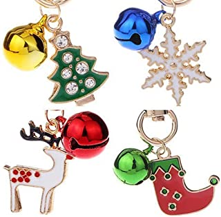 Best christmas dog collars with bells Reviews