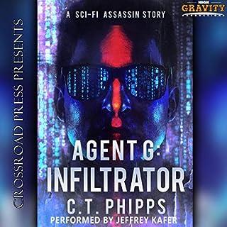 Agent G cover art