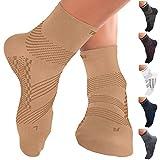 TechWare Pro Ankle Brace Compression Socks - Plantar Fasciitis Sock...