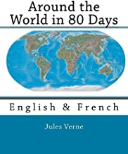 Around the World in 80 Days: English & French