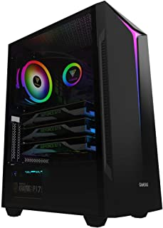 Gamdias Argus E2 Compact ATX Mid-Tower RGB Gaming PC Case