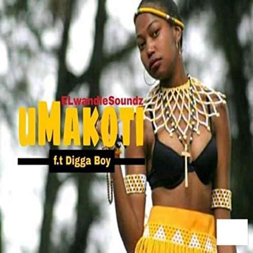 ELwandleSoundz feat. Digga Boy