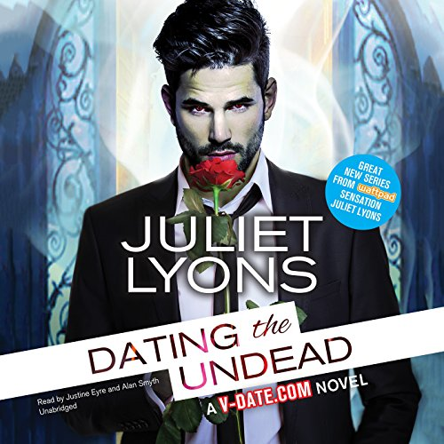 Dating the Undead audiobook cover art